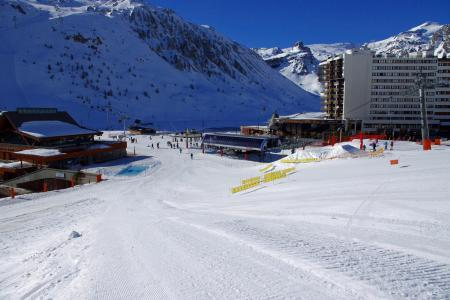 Holiday in mountain resort Studio 2 people (513CL) - La résidence le Palafour - Tignes