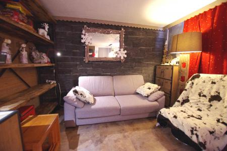 Holiday in mountain resort Studio cabin 5 people (210CL) - La résidence le Palafour - Tignes