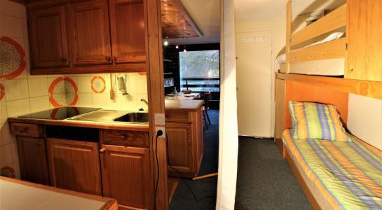 Holiday in mountain resort Studio sleeping corner 4 people (306CL) - La résidence le Palafour - Tignes