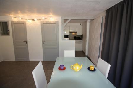 Holiday in mountain resort Studio sleeping corner 4 people (208CL) - La résidence le Palafour - Tignes