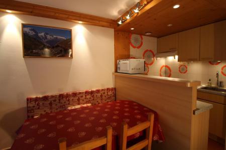 Holiday in mountain resort Studio sleeping corner 4 people (807CL) - La résidence le Palafour - Tignes