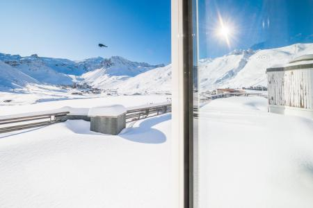 Holiday in mountain resort 3 room duplex apartment 8 people (1103CL) - La résidence le Palafour - Tignes
