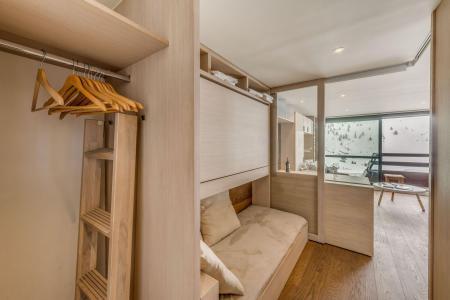 Holiday in mountain resort Studio sleeping corner 4 people (702P) - La résidence le Palafour - Tignes