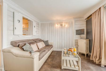 Holiday in mountain resort Studio sleeping corner 4 people (309P) - La résidence le Palafour - Tignes