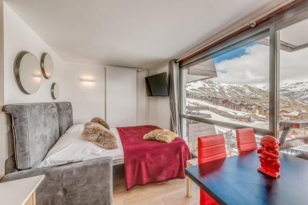 Holiday in mountain resort Studio cabin 4 people (609P) - La résidence le Palafour - Tignes
