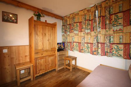 Holiday in mountain resort Studio 2 people (613CL) - La résidence le Palafour - Tignes - Pull-out beds