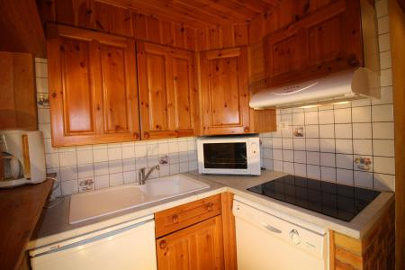 Holiday in mountain resort Studio cabin 4 people (604CL) - La résidence le Palafour - Tignes - Kitchenette