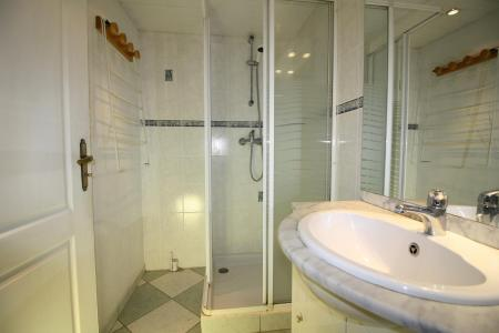 Holiday in mountain resort Studio cabin 4 people (604CL) - La résidence le Palafour - Tignes - Wash-hand basin