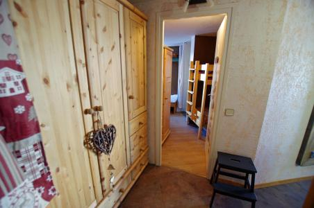 Holiday in mountain resort Studio cabin 5 people (210CL) - La résidence le Palafour - Tignes - Accommodation