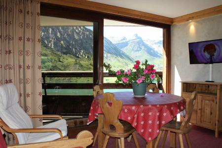 Holiday in mountain resort Studio sleeping corner 4 people (1003CL) - La résidence le Palafour - Tignes - Bunk beds