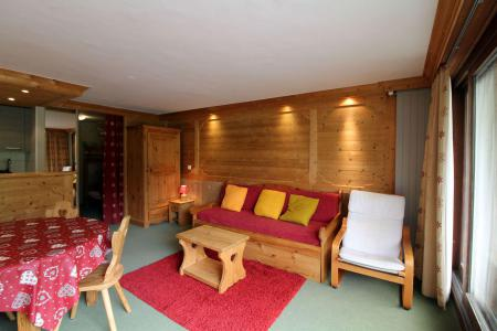 Holiday in mountain resort Studio sleeping corner 4 people (1003CL) - La résidence le Palafour - Tignes - Kitchenette