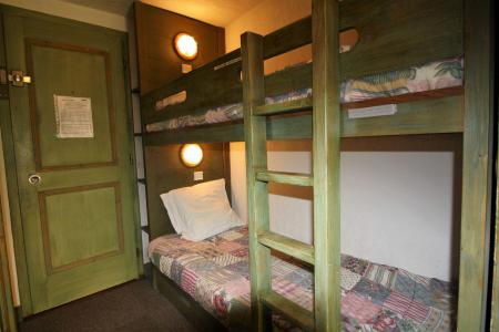 Holiday in mountain resort Studio sleeping corner 4 people (204CL) - La résidence le Palafour - Tignes - Bunk beds