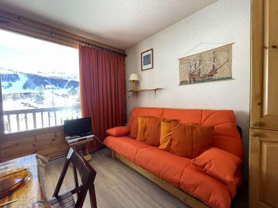 Holiday in mountain resort Studio sleeping corner 3 people (DOD107) - La Résidence le Picamont - Montgenèvre