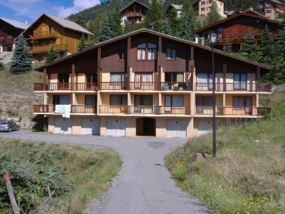 Location au ski La Residence Le Picamont - Montgenèvre - Extérieur été