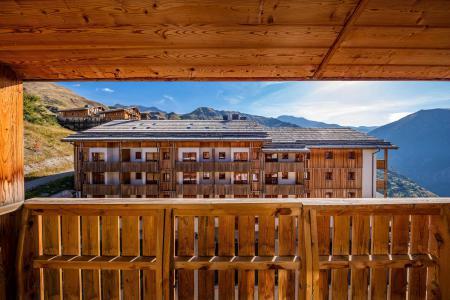 Location au ski La Résidence le Pra Palier - Orcières Merlette 1850 - Extérieur été