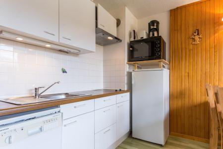 Holiday in mountain resort Divisible studio 4 people (31) - La Résidence le Serro Torre - La Plagne - Kitchen
