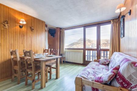 Holiday in mountain resort Divisible studio 4 people (31) - La Résidence le Serro Torre - La Plagne - Table