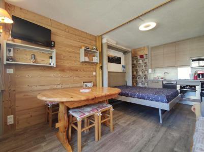 Holiday in mountain resort Divisible studio 4 people (ST4) - La Résidence le Serro Torre - La Plagne - Kitchenette