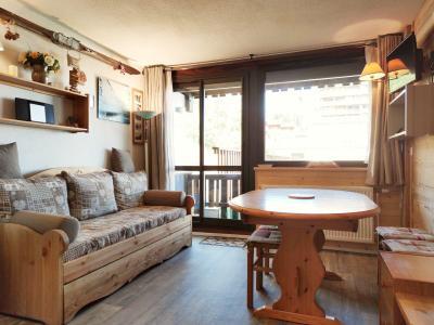 Holiday in mountain resort Divisible studio 4 people (ST4) - La Résidence le Serro Torre - La Plagne - Living room
