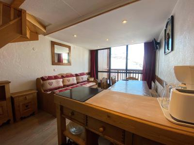 Holiday in mountain resort Studio 4 people (679) - La Résidence le Silveralp - Val Thorens