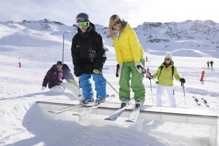 Holiday in mountain resort Studio 4 people (332) - La Résidence le Silveralp - Val Thorens