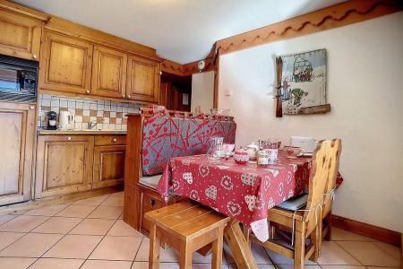 Holiday in mountain resort 3 room apartment 6 people (006) - La Résidence les Alpages de Reberty - Les Menuires