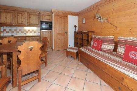 Holiday in mountain resort 3 room apartment 6 people (021) - La Résidence les Alpages de Reberty - Les Menuires