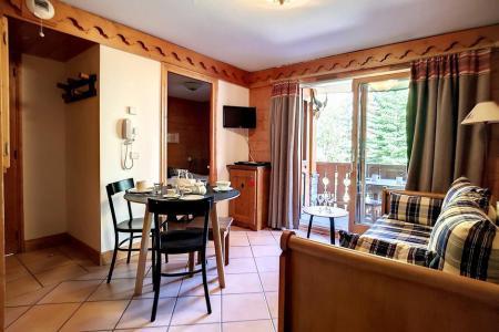 Holiday in mountain resort 2 room apartment 4 people (004) - La Résidence les Alpages de Reberty - Les Menuires