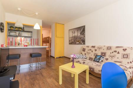 Holiday in mountain resort Studio sleeping corner 4 people (TEDE24) - La Résidence les Anges - Montgenèvre