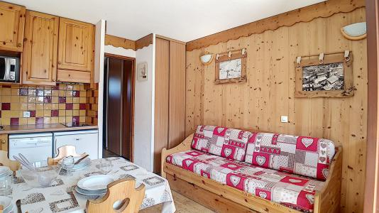 Holiday in mountain resort 2 room apartment 4 people (322) - La Résidence les Balcons d'Olympie - Les Menuires