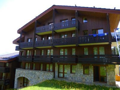 Location au ski Appartement 3 pièces coin montagne 6 personnes (559) - La Residence Les Brigues - Courchevel - Extérieur été