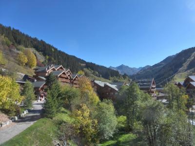 Rent in ski resort 3 room apartment 6 people (40) - La Résidence les Brimbelles - Méribel - Summer outside