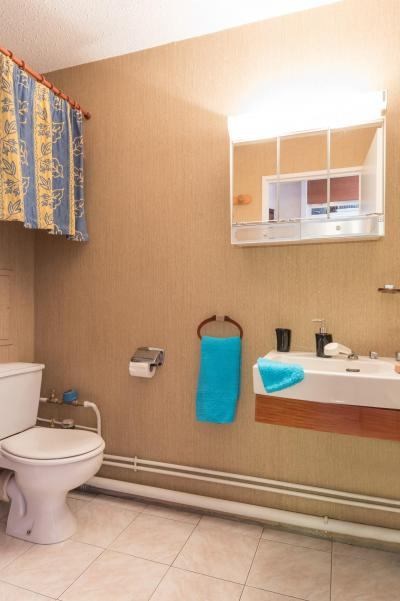 Holiday in mountain resort Studio 2 people (BEN326) - La Résidence les Chalmettes - Montgenèvre