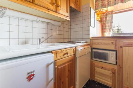 Holiday in mountain resort 2 room apartment sleeping corner 6 people (23) - La Résidence les Chavonnes - La Rosière - Kitchen