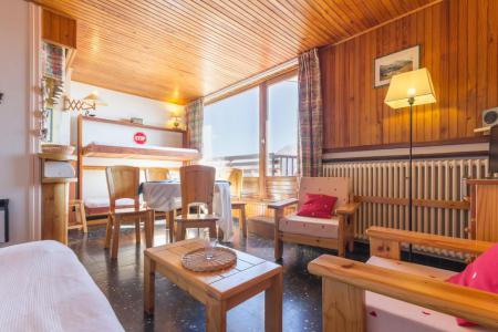 Holiday in mountain resort 2 room apartment sleeping corner 6 people (23) - La Résidence les Chavonnes - La Rosière - Living room