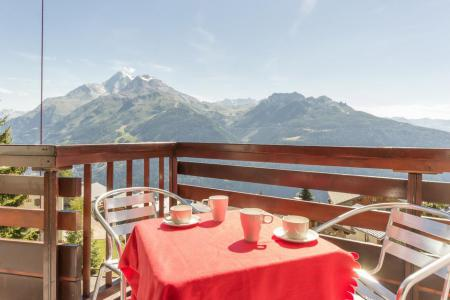 Holiday in mountain resort Studio sleeping corner 4 people (20) - La Résidence les Chavonnes - La Rosière