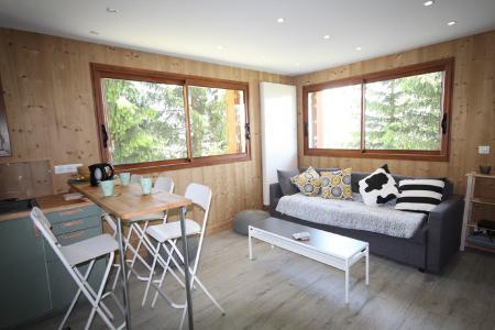 Holiday in mountain resort Studio 4 people (1) - La Résidence les Chavonnes - La Rosière