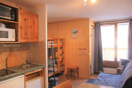 Holiday in mountain resort Studio cabin 4 people (1107) - La Résidence les Cîmes de Caron - Val Thorens