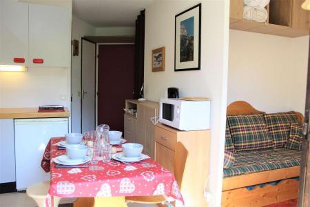 Rent in ski resort Studio sleeping corner 4 people (0405) - La Résidence Les Colchiques - Vars - Summer outside