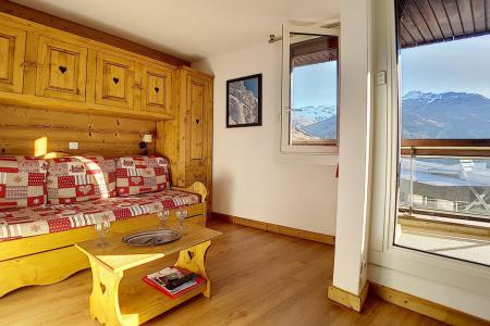 Holiday in mountain resort 2 room apartment 5 people (653) - La Résidence les Coryles - Les Menuires