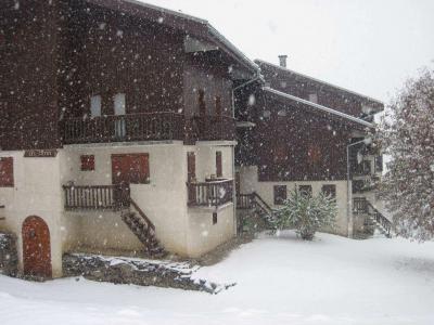 Holiday in mountain resort La Résidence les Côtes - Montchavin La Plagne