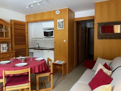 Vacances en montagne Studio coin montagne 4 personnes (MRB220-028) - La Résidence les Dauphinelles - Méribel - Kitchenette