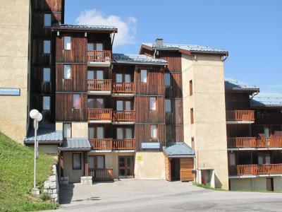 Holiday in mountain resort La Résidence les Gentianes - La Plagne