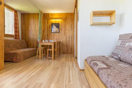 Holiday in mountain resort Studio 4 people (15) - La Résidence les Gentianes - La Plagne