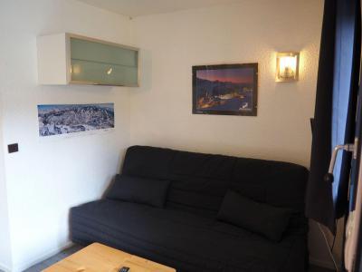 Holiday in mountain resort Studio sleeping corner 4 people (14) - La Résidence les Gentianes - Les Menuires