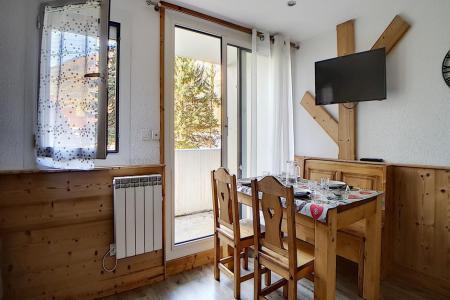 Holiday in mountain resort Studio 3 people (GT0R20) - La Résidence les Gentianes - Les Menuires