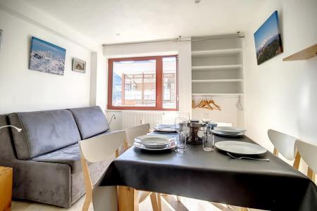 Holiday in mountain resort 2 room apartment 5 people (A3) - La Résidence les Lauzes - Les Menuires - Bunk beds