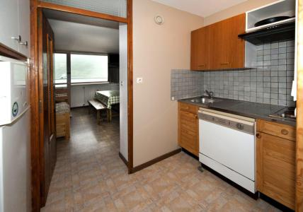 Holiday in mountain resort 2 room duplex apartment 6 people (C8) - La Résidence les Lauzes - Les Menuires - Kitchenette