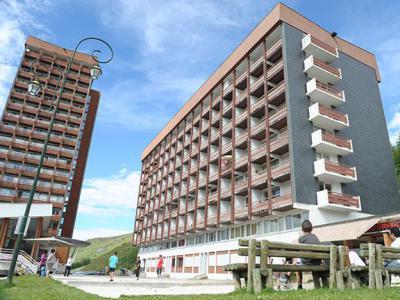 Location au ski La Residence Les Lauzes - Les Menuires - Extérieur été
