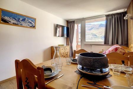 Vacances en montagne Appartement duplex 2 pièces 5 personnes (C33) - La Résidence les Lauzes - Les Menuires